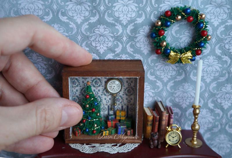 Поделки в миниатюре